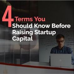 Startup Tips - VCs and private equity professionals don't expect the CEO of a startup be a CFO, they will expect financial data, to raise startup capital know these terms. Inventory Management Software, Business Management, Management Tips, Small Business Resources, Business Advice, Business Planning, Business Funding, Business Grants, Raising Capital