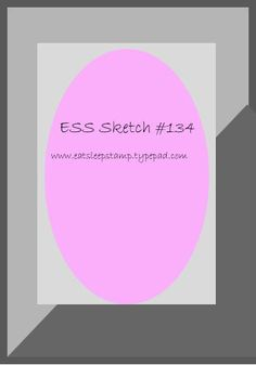 ESS card sketch #134. #cards #card_making #sketches #crafts
