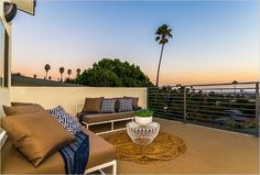 Outdoor Sofa, Outdoor Decor, California Real Estate, Silver Lake, Best Sites, Open House, Awesome, Amazing, Cool Pictures