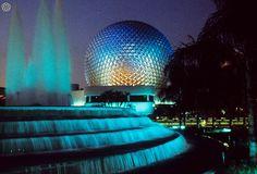 Disney's Epcot Center, Orlando, Florida