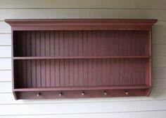 beadboard shelf