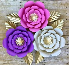 Awesome diy flowers detail are available on our internet site. Paper Flowers Craft, Large Paper Flowers, Paper Flower Wall, Paper Flower Backdrop, Giant Paper Flowers, Flower Crafts, Diy Flowers, Potted Flowers, Paper Crafts