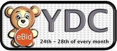 YDC (Your Donation Counts) items for Sale in Charity Auctions on eBid United Kingdom Thursday Club, House Clearance, 28th October, Raise Funds, Auction Items, Fundraising Events, How To Raise Money, Counting, Announcement