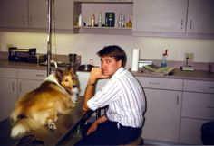 This is more than 20 years ago. I had just opened my vet practice.