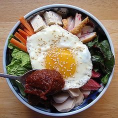Learn to make Gojuchang, the Korean fermented chilli paste in bibimbap.