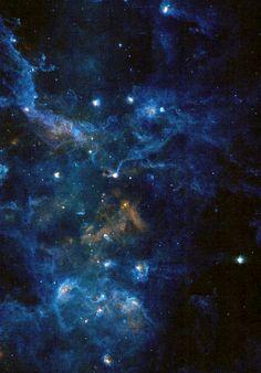 Milky Way in Infrared Light (1996) (by Euclid vanderKroew)