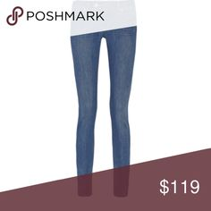 "Isabel Marant Etoile Skinny Jean, NWT! Isabel Marant Etoile Skinny Jean, NWT! Size 25 (Tag says size 34, but converts to U.S. size 24-25); 14"" width, 7.5"" rise, 32.5"" inseam. 98% cotton, 2% elastan. Medium wash with whiskering below front pockets and behind knees. Tight fit, skinny leg. Brand new with tags. Isabell Marant Etoile Jeans Skinny"