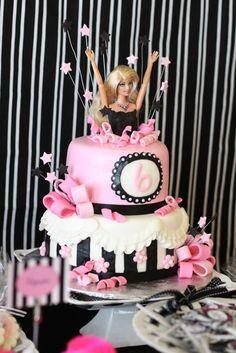 Barbie Birthday Party Ideas Barbie birthday party Barbie birthday