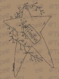 primitive star template - Google Search