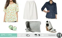 11th December Daily Weather, Fashion Forecasting, Cape Town, December, My Style, Image