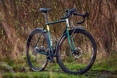 https://flic.kr/p/2581aU6 | A01_5371 #steel #gravel #bilaminating #columbus #custom #madeinpoland #bicycle #frontrack #rack #stainless #nierdzewny #shimano #nitto #regal #retroshift #gevanelle #dtswiss #bike #grass #bikeporn #4130