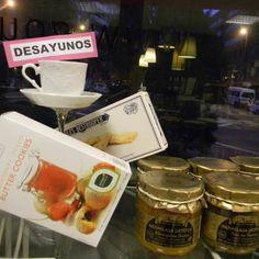 Hoy os enseñamos un rinconcito de la tienda. Desayunos. Tahona Artesanal Gourmet Bilbao.