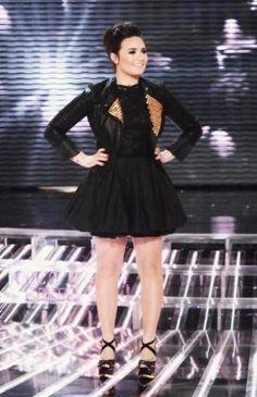 Demi x-factor November 28th.
