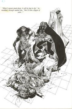 Bart Sears Conan | Bart Sears' illustration