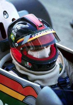 Emerson Fittipaldi, Copersucar Fittipaldi-Ford FD04, 1976. GP da África do Sul, Kyalami.