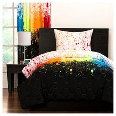 Find the bedding set that tickles their fancy at Bed Bath & Beyond. Discover the large, fun assortment of kids comforter sets, kids bedding sets, and sheets. Twin Comforter Sets, Bedding Sets, Bright Bedding, White Bedding, Teen Bedding, Girls Bedspreads, Bedspreads Comforters, Dream Rooms, Dream Bedroom
