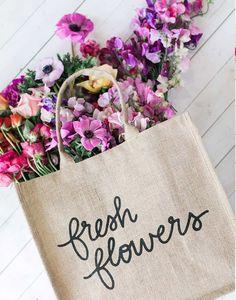 The Little Market Reusable Shopping Bag