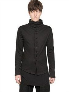 Ann Demeulemeester - Wool Jersey Jacket | FashionJug.com