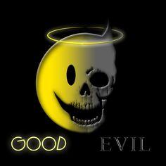 Good vs. EVIL by ~Crazii1 on deviantART ~ ME
