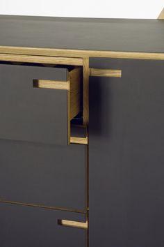 Oak drawers - by Nicolaj Bo™