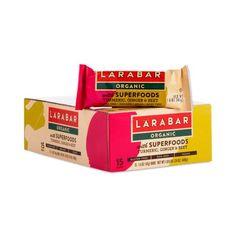 Shop LaraBar Organic Turmeric, Ginger, & Beet Bar at wholesale price only at ThriveMarket.com