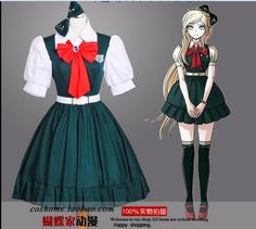 >> Click to Buy << Cheap Japanese Anime Super Danganronpa 2 Sonia Nevermind Cosplay Costumes Sayonara Zetsubo Gakuen Sonia School Uniform For Women #Affiliate