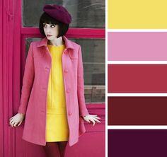 Love color palettes