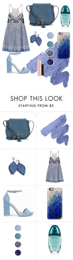 """""""Untitled #27"""" by teddybeariz ❤ liked on Polyvore featuring Nanette Lepore, Chloé, Nly Shoes, Casetify, Terre Mère, Calvin Klein and MAC Cosmetics"""