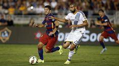 LA Galaxy - FC Barcelona | FC Barcelona