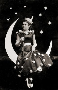 Only A Paper Moon by ookami_dou, via Flickr