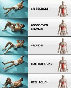 Which work out works where… - One Stop Humor: Funny Pictures and Videos!