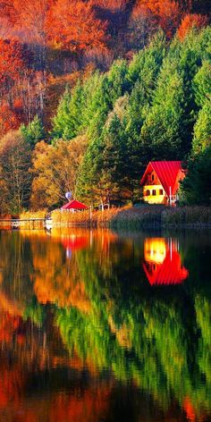 Beautiful Autumn in Romania