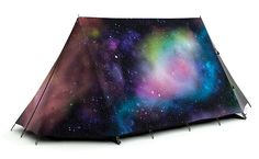 ThinkGeek :: FieldCandy Space Tent