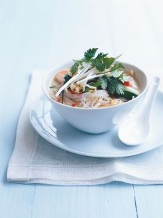I want to make this. Vegetable Laksa by Donna Hay