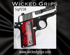 Wicked, Hand Guns, The Originals, Firearms, Pistols