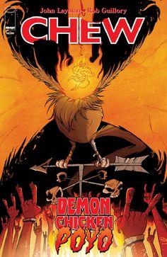 Review: Chew: Demon Chicken Poyo #1   Comic Book Resources