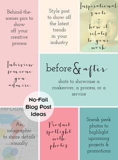 Blog Post Prompts that Always Work  http://www.brandcampblog.com/how-to-get-out-of-a-blogging-rut/