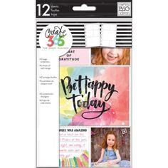 Create 365 Mini Planner Pocket Sheets