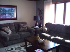 This is a living room area where families can relax at RMHCCI.
