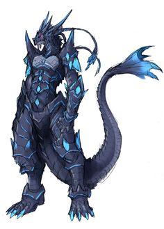 海龍型鎧装龍