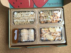 Graze Subscription Box Review + Free Box Coupon – May 2016 - Check out my review of the May 2016 Graze snack subscription box, and get your first box for free with our coupon code!