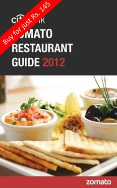 Buy Citybank Zomato Restaurant Guide (Delhi NCR) here for just Rs. 149. You have various options to pay for the book. You can use internet banking account to pay for the phone or you can use credit card and debit card to pay for the phone. You can also opt for cash on delivery option where you can pay for the phone after it gets delivered to your doorsteps.
