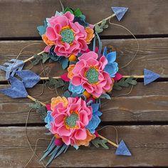 Did i point it right? :) These 3 beautiful arrows are leaving to California tomorrow   #floralarrow #flowerarrow #arrowwallhanging #wallhanging #wallart #arrowflower #flowerarrowhanging #flowerarrangement #arrownursery #flowernursery #babygirl #kidsroomdecor #pink #peony #bohemianstyle #bohowallhanging #bohonursery #floraldesign #feltflower #feltflorist #tribal #nativeamericandecor #handmade #craftsposure #shoppingetsy #etsyfinds #mellsvashop