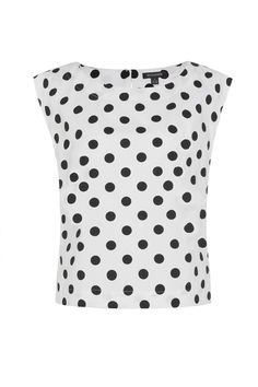 Emily and Fin Polka Dot Edna Top