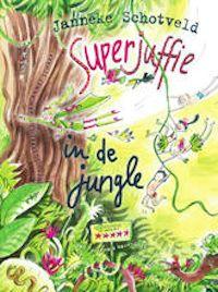 Superjuffie in de jungle Susan Spekschoor