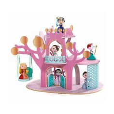 Princess Tree House by Arty Toys Djeco