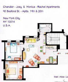 The House from UP - First Floor Floorplan by nikneuk.deviantart ...
