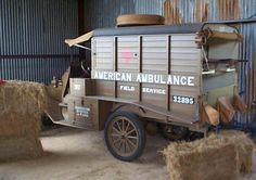 1916 Model T Ambulance