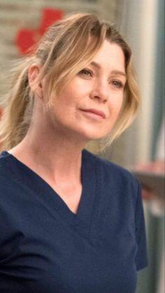 Meredith Grey Hair, Ellen Pompeo, Grey's Anatomy, Tv Shows, Greys Anatomy, Greys Ana, Tv Series