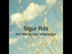 Sigur Ros- inni mer syngur vitleysingur.  Music for the recessional. It's so celebratory sounding; I love it.